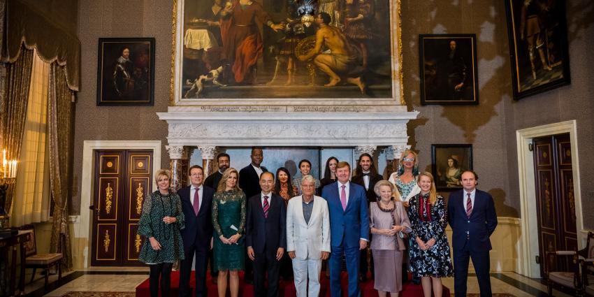 Prins Claus Prijzen 2017 uitgereikt in Amsterdam