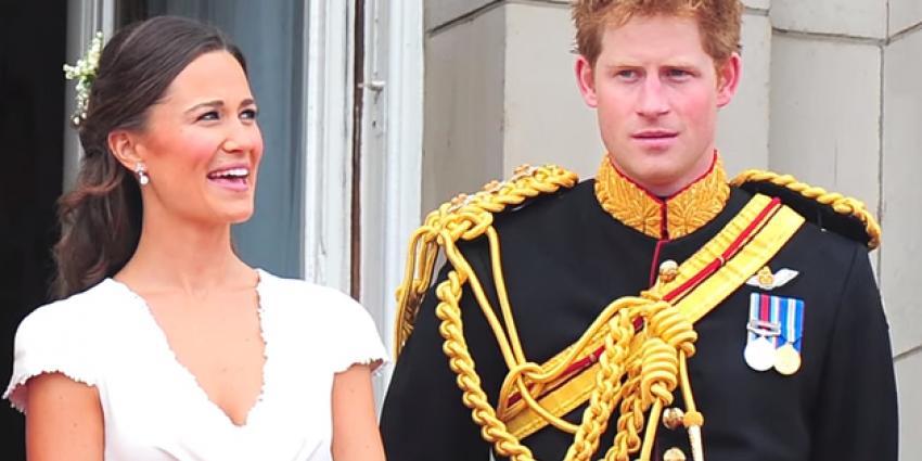 'De geheime relatie van Prins Harry en Pippa'