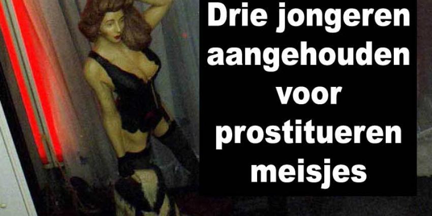 Drie jongens uit Goes aangehouden voor gedwongen prostitutie van minder- en meerderjarige meisjes