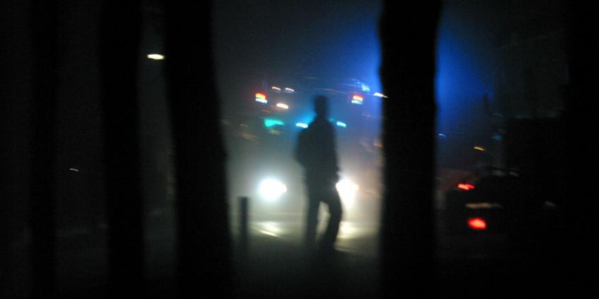 Man aangehouden voor brandstichting