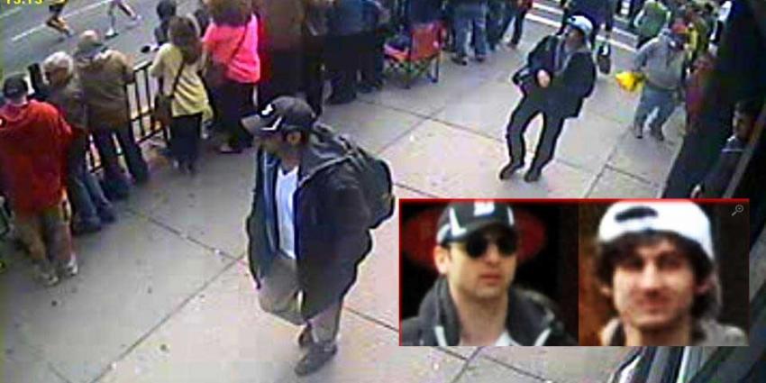 foto van verdachten Boston aanslag