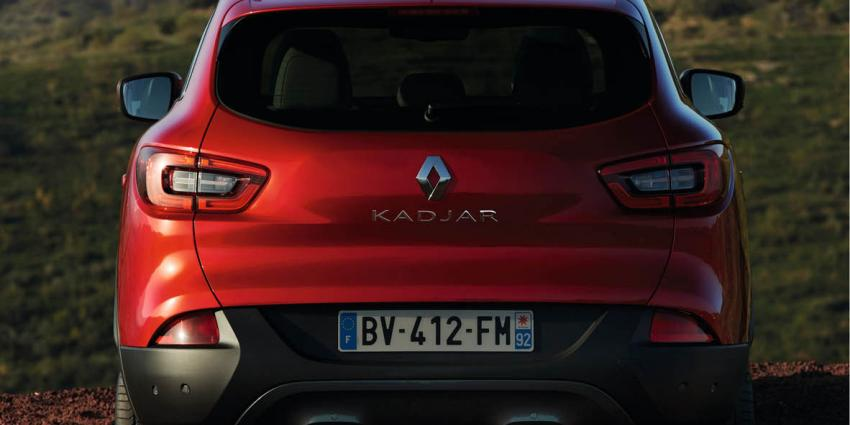 Renault onthult de Kadjar