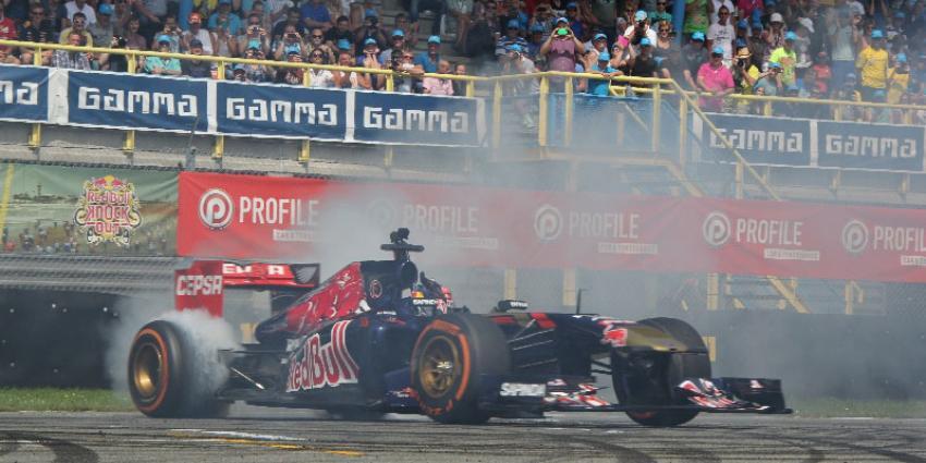 Verkenning Formule 1 in Assen