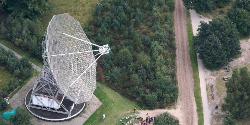 Kabinet investeert 30 miljoen in grootste radiotelescoop ter wereld