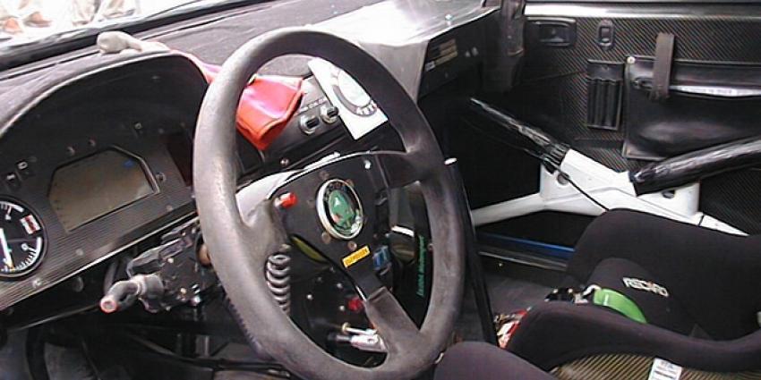 Archief foto van rallywagen | Sxc