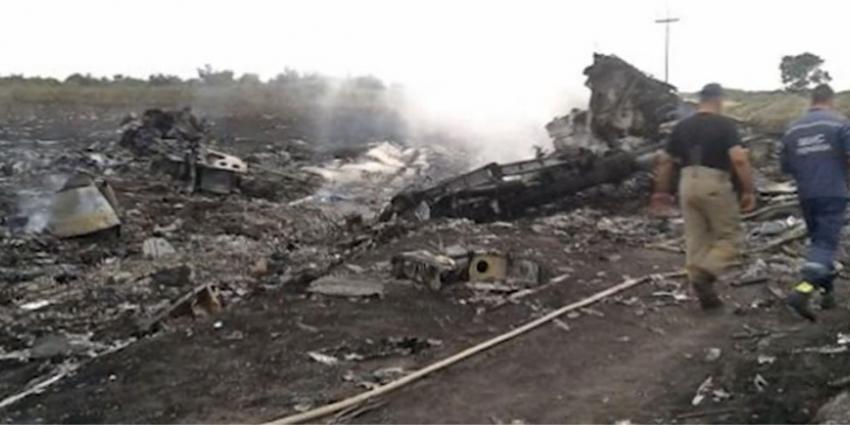 OVSE verkenners bereiken rampplek Oekraïne