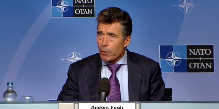 Foto van Rasmussen NAVO | NAVO