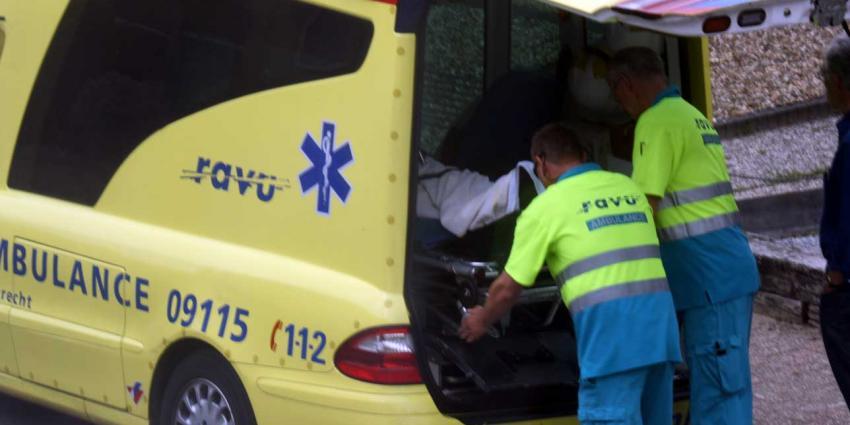 foto van ambulance RAVU | fbf
