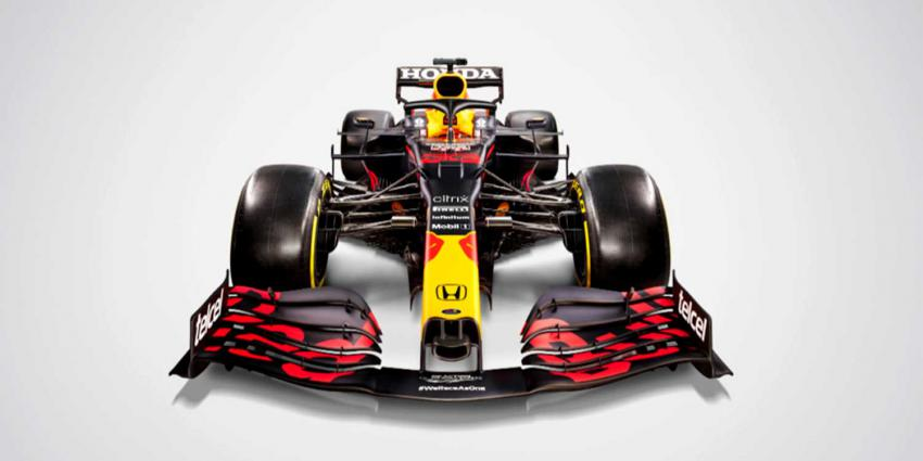RB16B-F1-Max Verstappen