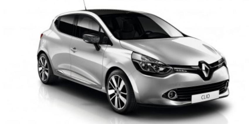 Renault presenteert luxueuze Clio Série Signature Iconic