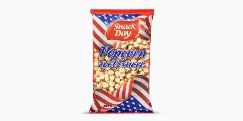 Terughaalactie Popcorn Lidl