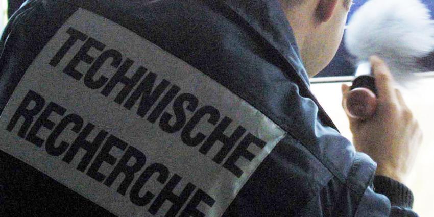 Alerte bewoner waarschuwt politie voor inbrekers in Rotterdamh