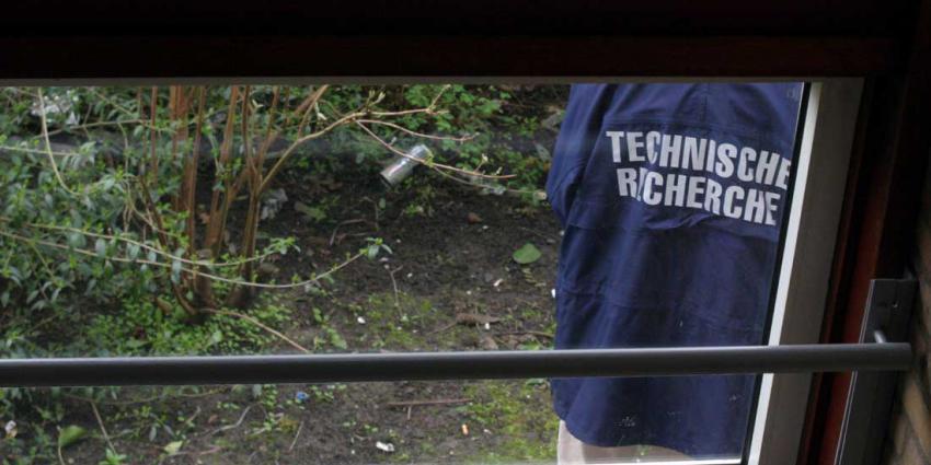 Gemeentehuis in Rhenen beschoten