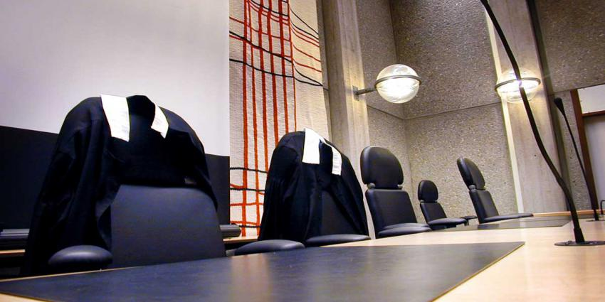 Verdachte dodelijke schietpartij 24 Oktoberplein donderdag op raadkamer