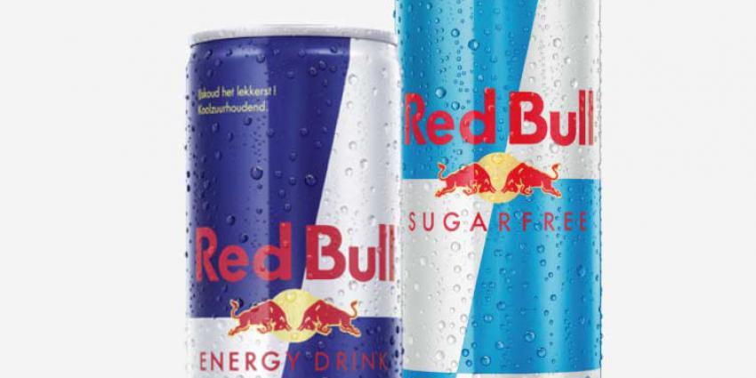 Dieven stelen 950.000 blikjes Red Bull