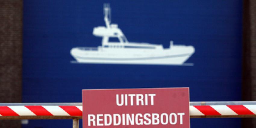 Foto van reddingsboot | Archief EHF