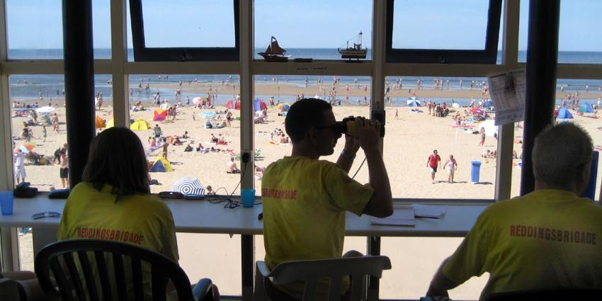 Extra drukke zomer voor Reddingsbrigade Nederland