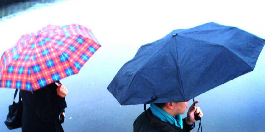 tweede pinksterdag, regen, onweer