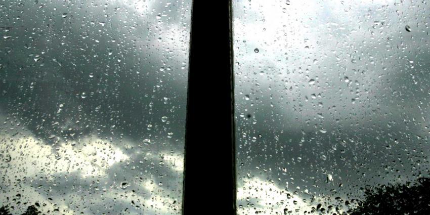 Verkoeling en regen na voorlopig laatste tropische dag