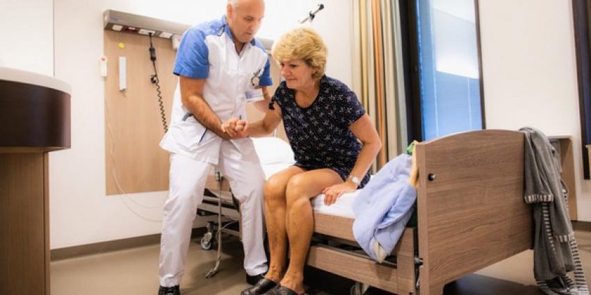 patiënten, darmoperatie, eras-methode