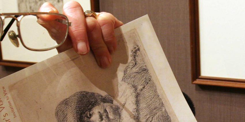 Weer schilderij van Rembrandt van Rijn ontdekt