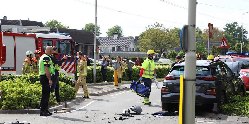 Gewonden bij ongeval