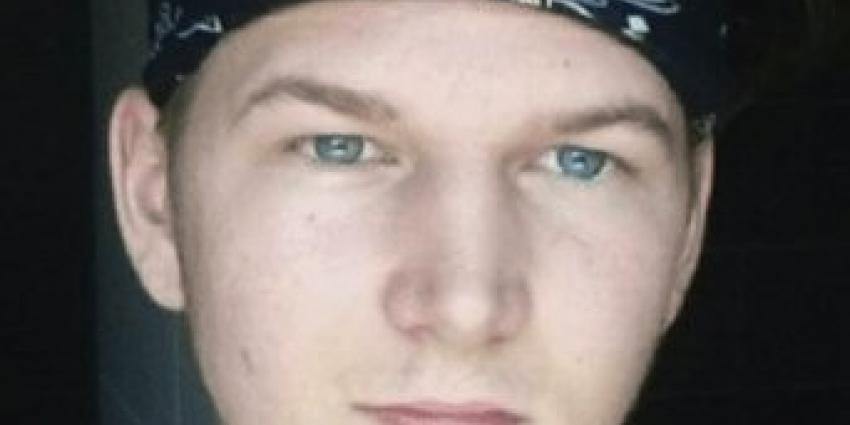 Weer zoektocht naar vermiste Remon Bruinsma (19)
