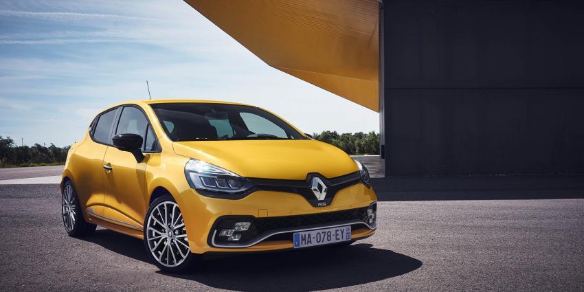 Nieuwe Clio R.S.: Rijplezier en stijl van Renault Sport