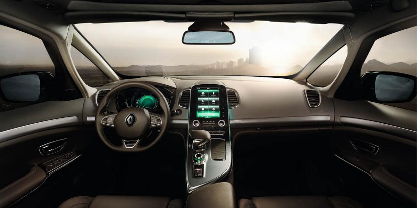 De nieuwe Renault Espace: