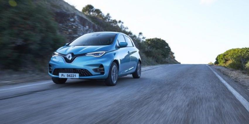De nieuwe Renault ZOE