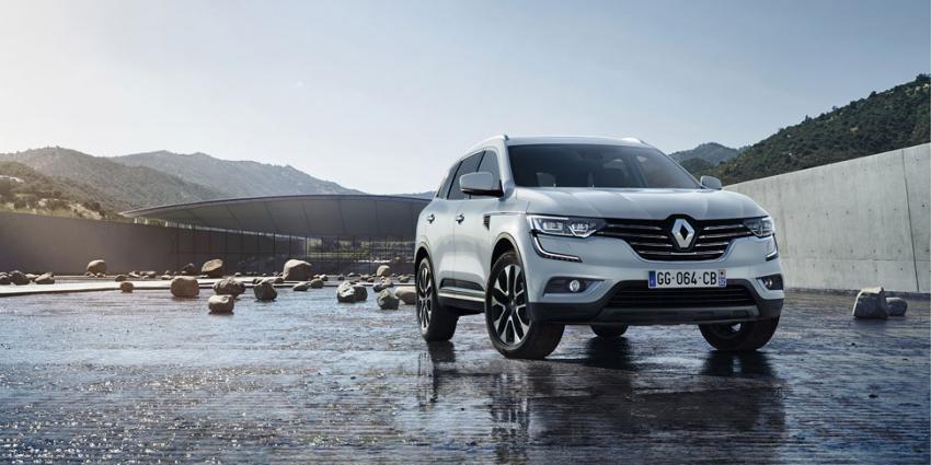 Renault onthult nieuwe Koleos in Beijing