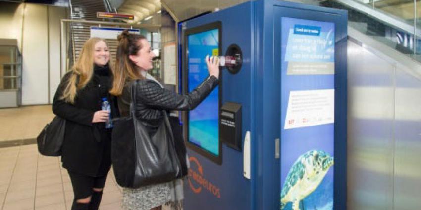 Rotterdams vervoersbedrijf RET laat zich 'flessen'
