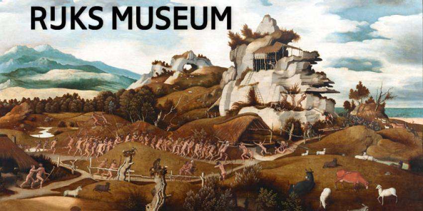 foto van rijksmuseum