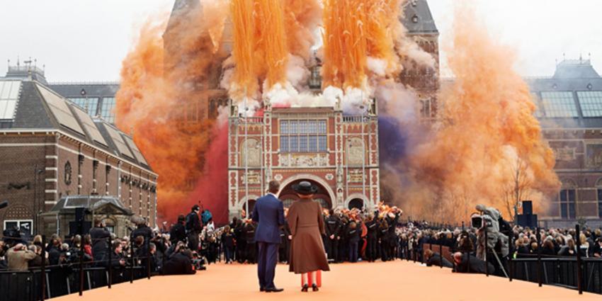 koningin opent rijksmuseum | Erik Smits Rijksmuseum