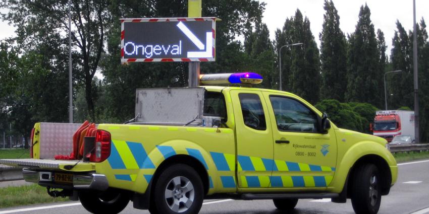 Weginspecteurs mogen vanaf nu blauw zwaailicht voeren
