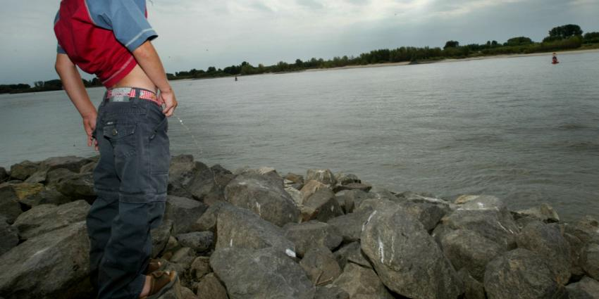 Nederland in de ban van het wassende water