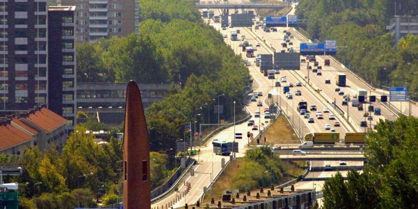Files rond Amsterdam in 2016 met 32 procent toegenomen