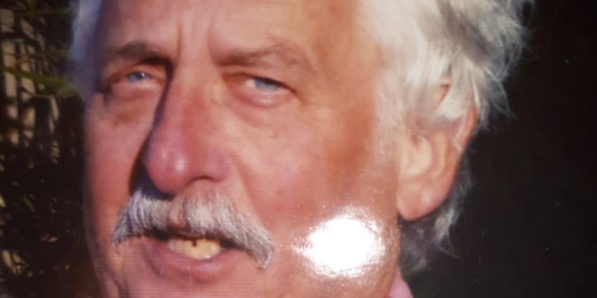 Robert Huter (72) uit Haren vermist