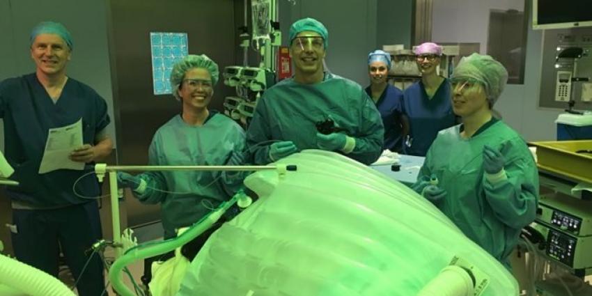 Maagverkleining zonder operatie