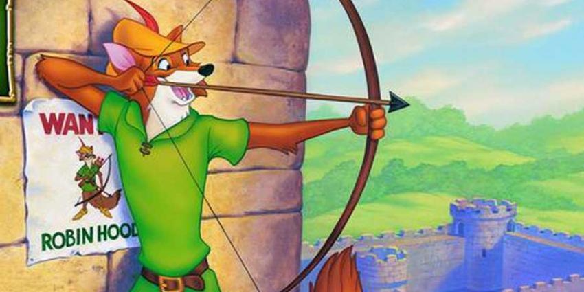 foto van Robin Hood | Disney Pictures