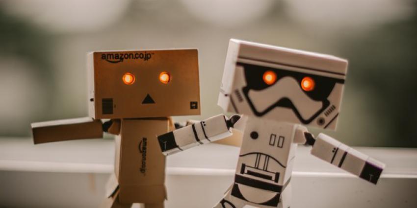 93 procent is niet bang voor werkloosheid door robots
