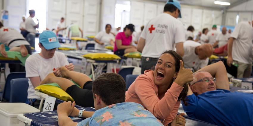Rode Kruis houdt wandelaars de Vierdaagse ook komende vijf jaar op de been