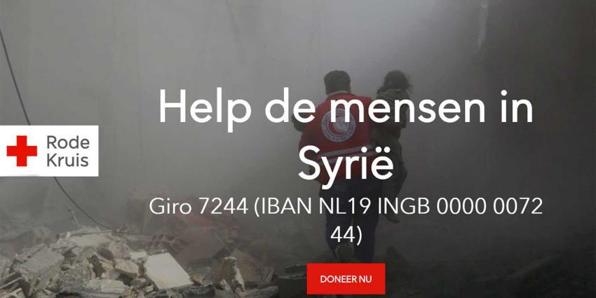 rodekruis-syrië