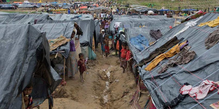 Schokkend aantal Rohingya-kinderen wees na bruut geweld