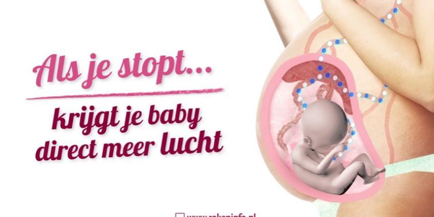 Geen sigaret meer voor, tijdens en na zwangerschap