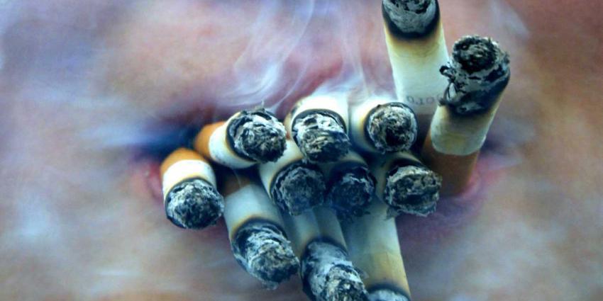 Ook één sigaret per dag is dodelijk