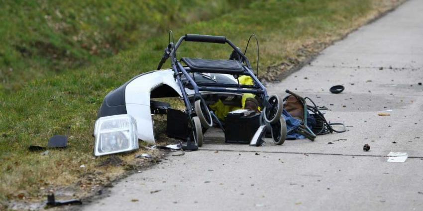 Twee gewonden bij ernstig eenzijdig verkeersongeval Donderen