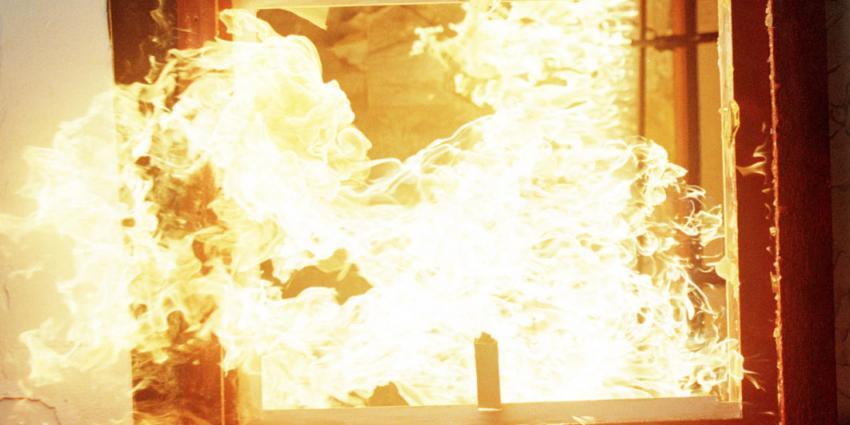 foto van rolluik brand | fbf archief