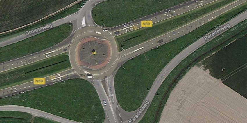 rotonde-rijksstraatweg