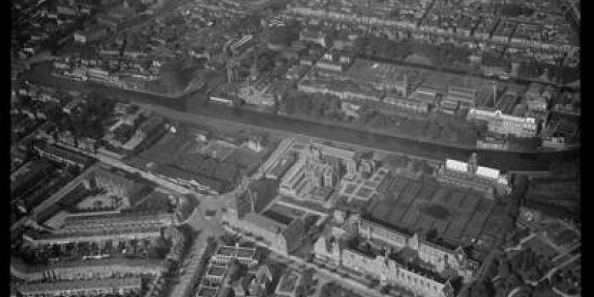 Honderden historische luchtfoto's van vooroorlogs Nederland gratis